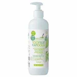 Toofruit Kapidoux Shampooing Légèreté Dermo-Apaisant Pomme Amande 400ml