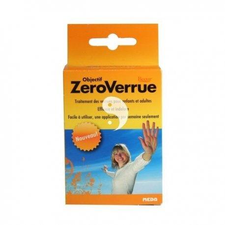 Objectif ZeroVerrue 5ml