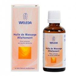Weleda Huile de Massage Allaitement Bio 50ml
