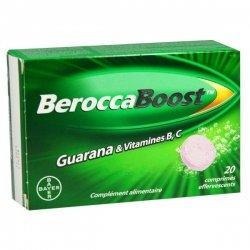 Berocca Boost 20 Comprimés Effervescents
