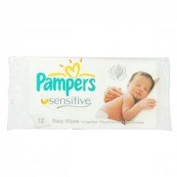 Pampers Sensitive 12 Lingettes