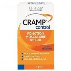 Nutreov Cramp Control Fonction Musculaire 30 gélules