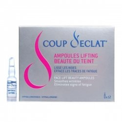 Coup d'eclat lifting ampoules 12 x 1ml