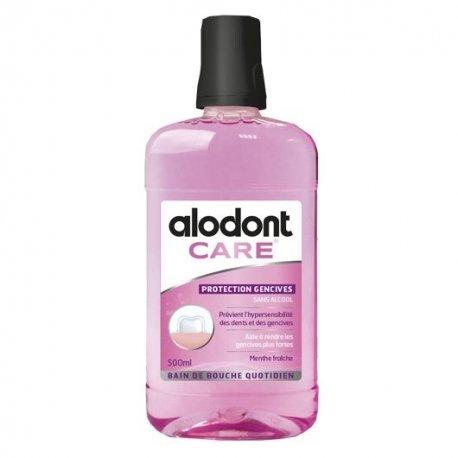 Alodont Care Protection Gencives Bain de Bouche 500ml