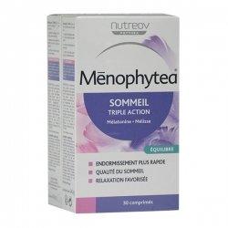 Nutreov Phytea Ménophytea Sommeil Triple Action 2 x 30 comprimés OFFRE SPECIALE