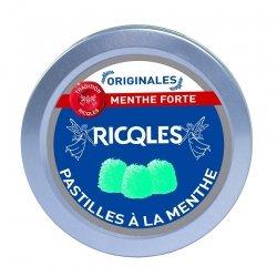 Ricqles Pastilles Menthe Avec Sucre 50g