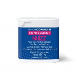 Phyto Research Nuizz Ronflement Micro Biogranules 30 granules