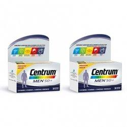 Centrum Men 50+ Pack 2x30 comprimés
