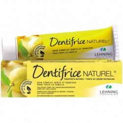 Lehning Dentifrice Naturel Soin Complet Dents et Gencives 80g