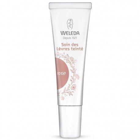 Weleda Soin Des Lèvres Teinté Rose 10ml