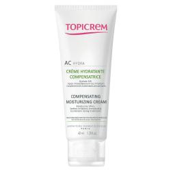Topicrem AC Hydra Crème Hydratante Compensatrice 40ml