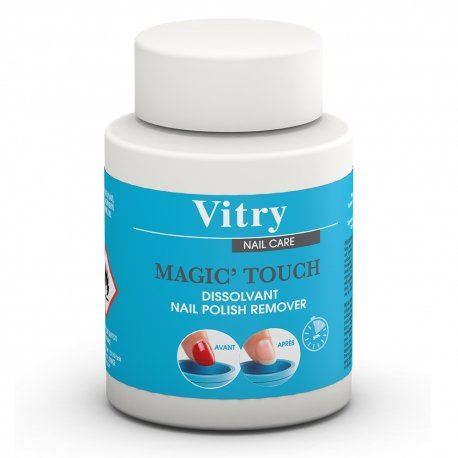 Vitry Dissolvant Magic'Touch 75ml