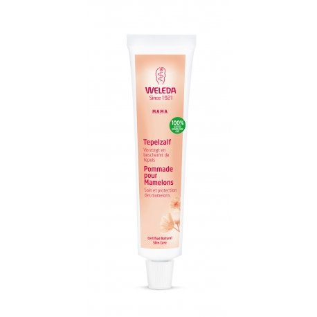 Weleda Pommade pour Mamelons 25g