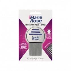 Marie Rose Peigne Anti-Poux & Lentes 1 pièce