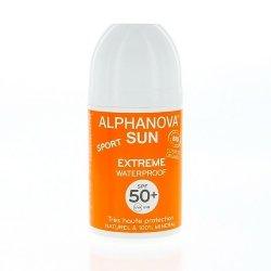 Alphanova Sun Sport Extrême Waterproof SPF 50+ Bio 50ml