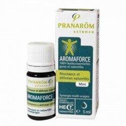 Pranarom Aromaforce résistance et défenses naturelles 5ml