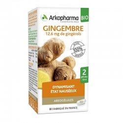 Arkopharma Arkogélules Gingembre Confort Digestif Bio 40 gélules