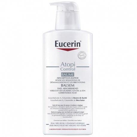 Eucerin AtopiControl Baume 400ml