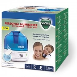 Vicks Humidificateur Personnel Ultra-Son Vapeur Froide VUL505E4