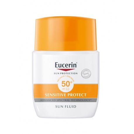 Eucerin Sensitive Protect Sun Fluide SPF50+ 50ml