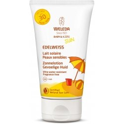 Weleda Baby & Kids Edelweiss Lait Solaire SPF30 150ml