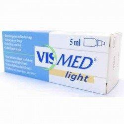 Vismed light - lubrification des yeux coll.ud. 0.1% 15ml