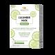 Biocyte Cucumber Mask Purifiant Pack 4 masques