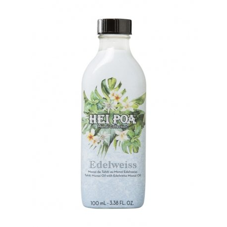 Hei Poa Monoï Collection Edelweiss 100ml