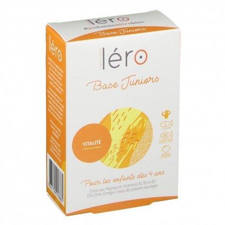 Léro Base Juniors 30 capsules