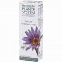 Plante System velouté hydratant corps aux extraits de lotus sacré 150ml