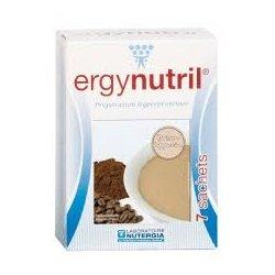 Nutergia Ergynutril Boisson Hyperprotéinée Cappuccino 7 sachets