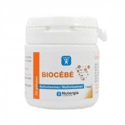 Nutergia Biocébé Multivitamines 30 gélules