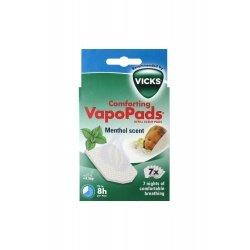 Vicks Vapopads Menthol 7 Recharges