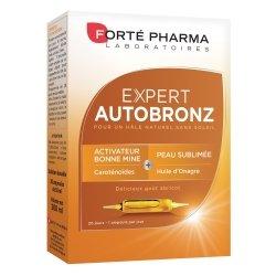 Forte Pharma Expert Autobronz 20 ampoules