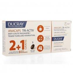 Ducray Anacaps Tri-Activ Anti-Chute Passagère 3x30 capsules