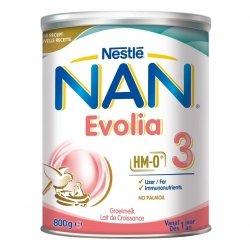 Nestlé NAN Optipro Evolia 3 Lait de Croissance 800g