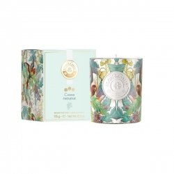 Roger & Gallet Bougie Parfumée Cassis Frénésie 175g