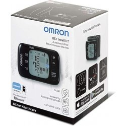 Omron RS7 Intelli IT Tensiomètre Poignet (HEM-6232T-E)