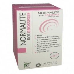 Codifra Normalite 1000 Grossesse 90 capsules