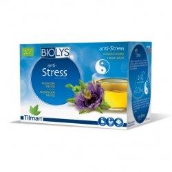 Biolys Anti-Stress Passiflore-Mélisse 24 sachets