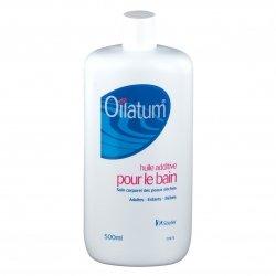 Oilatum Émollient Huile Additive pour le Bain 500ml