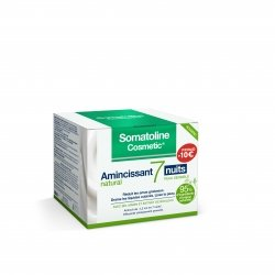 Somatoline Cosmetic Amincissant 7 Nuits Natural 400ml Offre Spéciale