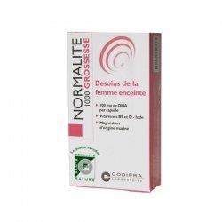 Codifra Normalite 1000 Grossesse 30 capsules