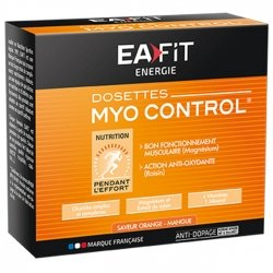 Eafit Energie Myo Control Orange-Mangue 10 dosettes