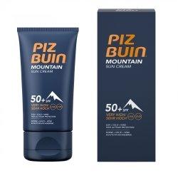 Piz Buin Mountain Crème Solaire SPF50+ 50ml
