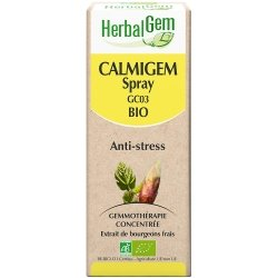 Herbalgem Calmigem complex anti-stress spray 10ml