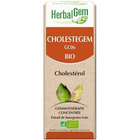 Herbalgem Cholestegem Complex Cholesterol Gutt50ml