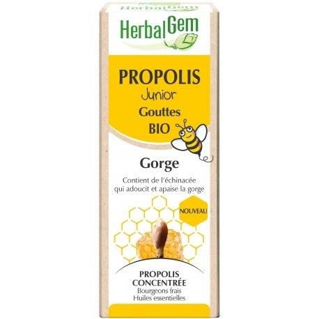 Herbalgem Propolis Junior Bio 15ml