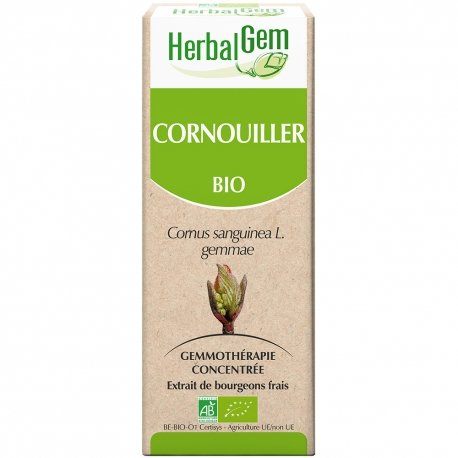 Herbalgem Cornouiller macerat 50ml