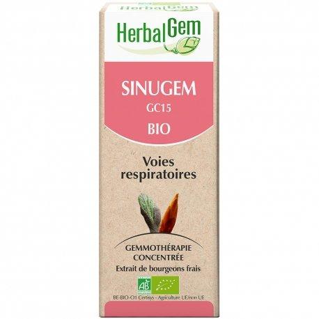 Herbalgem Sinugem complex voies respiratoires 50ml